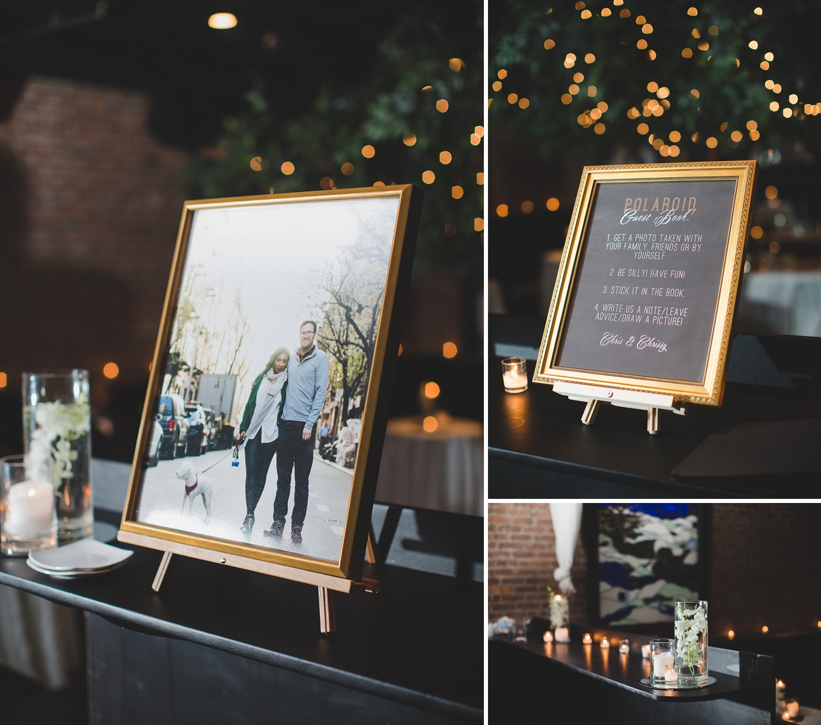 A Wedding at Brooklyn Bridge Park // Christienne and Chris