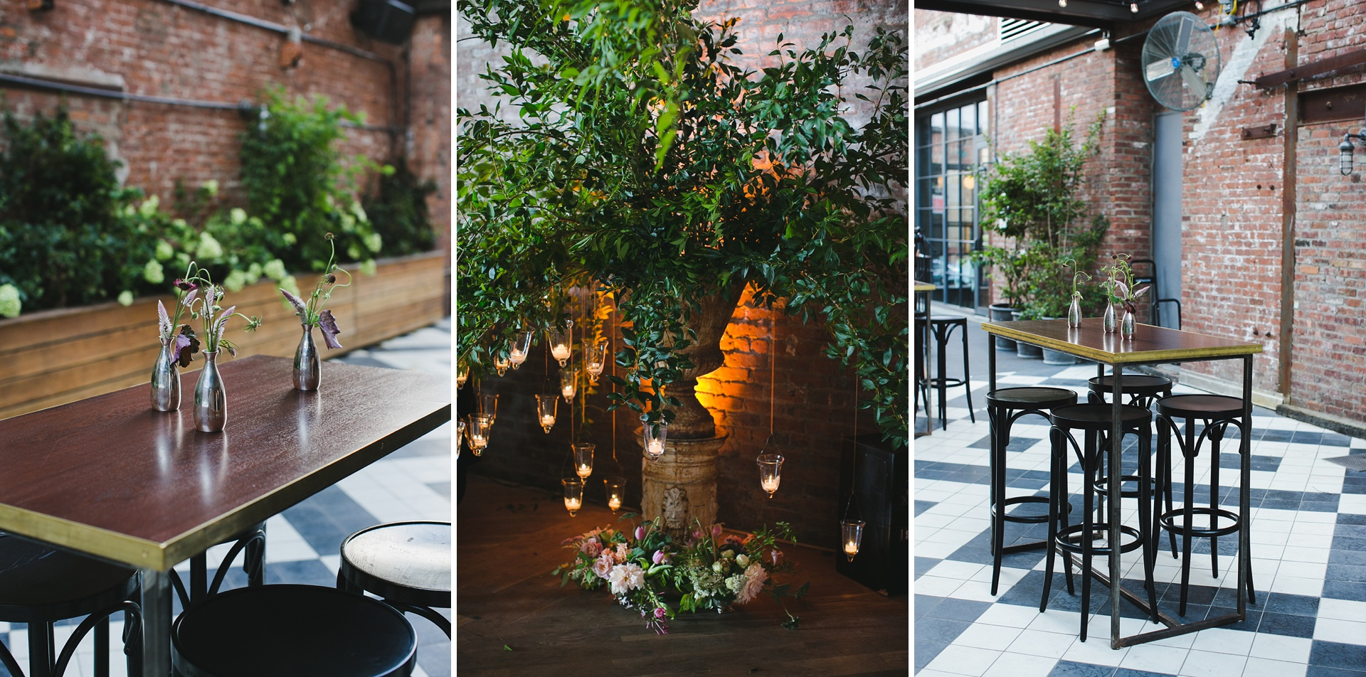 Exterior: A Wedding At The Wythe Hotel // Williamsburg, Brooklyn
