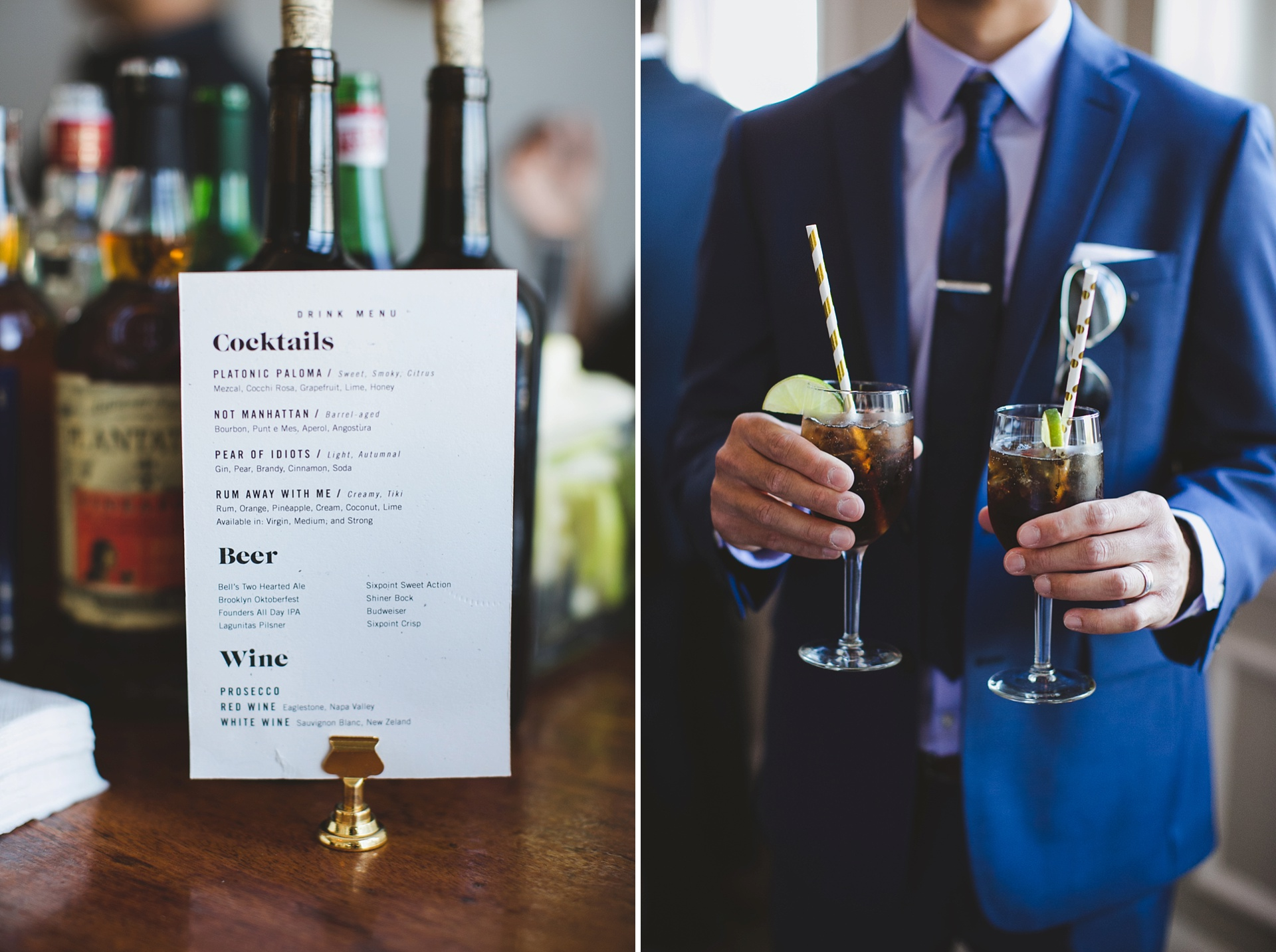 Brooklyn Wedding Photographer // A Wedding at The